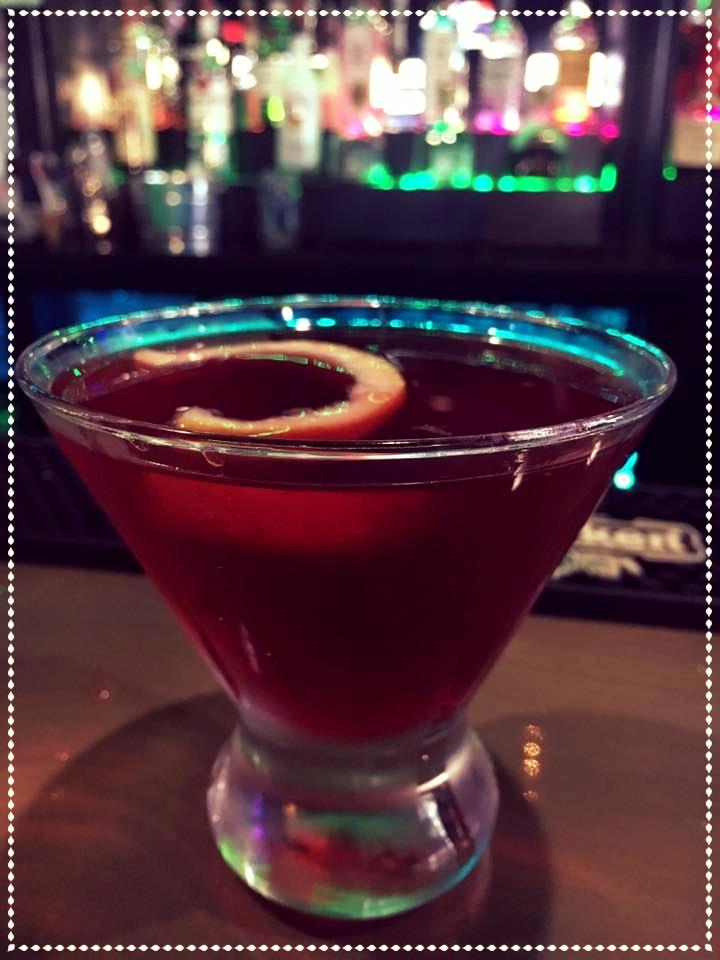 Sin City Martini