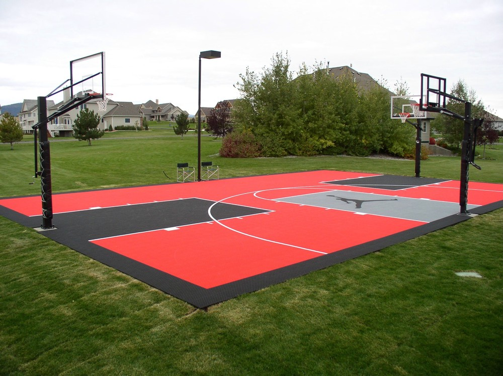 Hoop Systems Rhino Courts