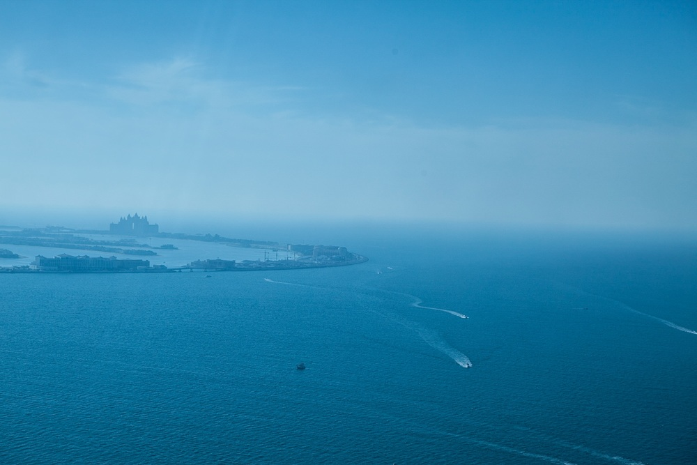 The Palm Jumeirah