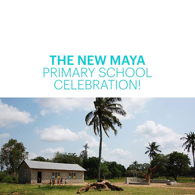 And here is the newly renovated Maya Primary School! . The school and court yard is a new learning space for the children and a gathering place for the community! . 📸: Seoktae Kwon . #mtreeorg #community #buildingcommunity #buildingtogether #architecture #education #arteducation