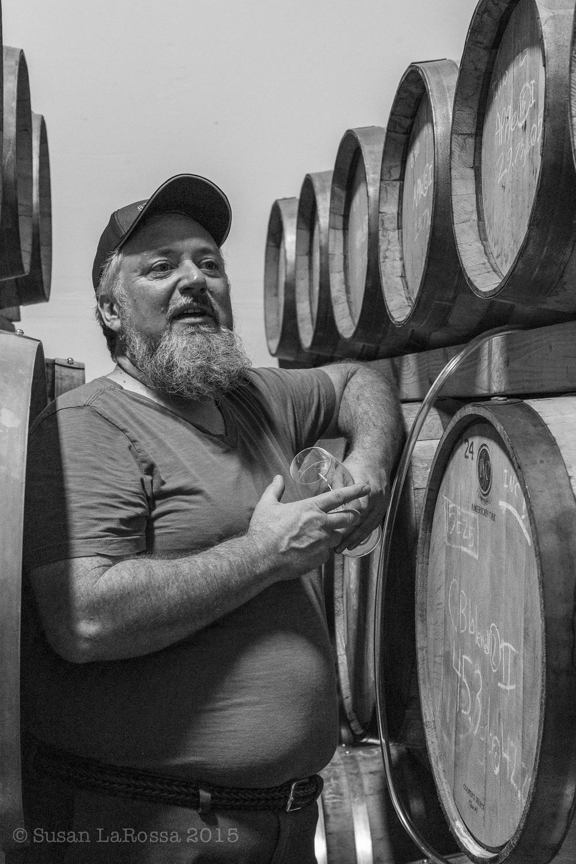 Crispin Cain, Distiller