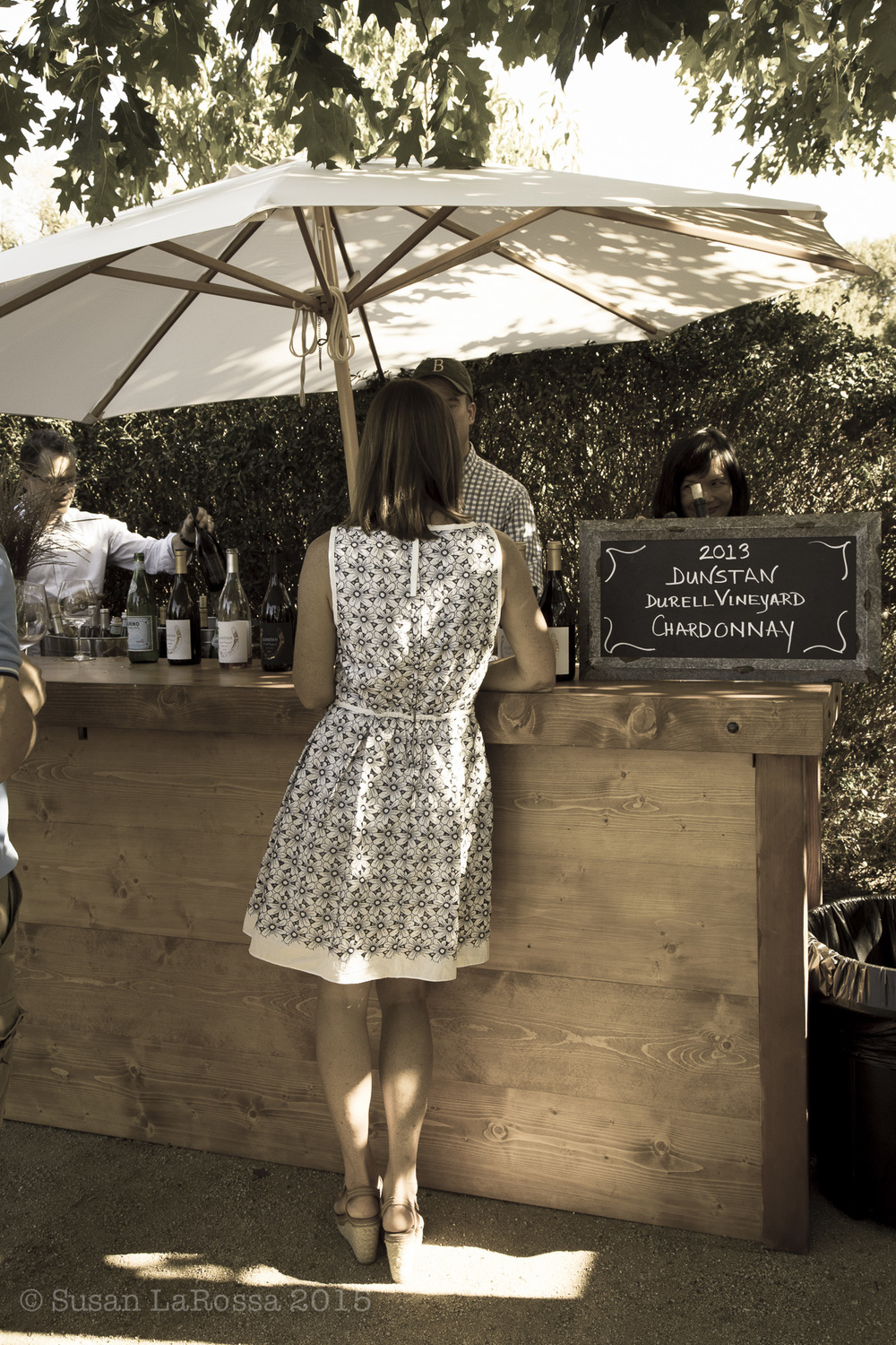 Dunstan Wines Harvest Party