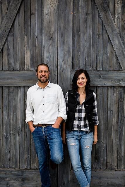 Noah and Kelly Dorrance