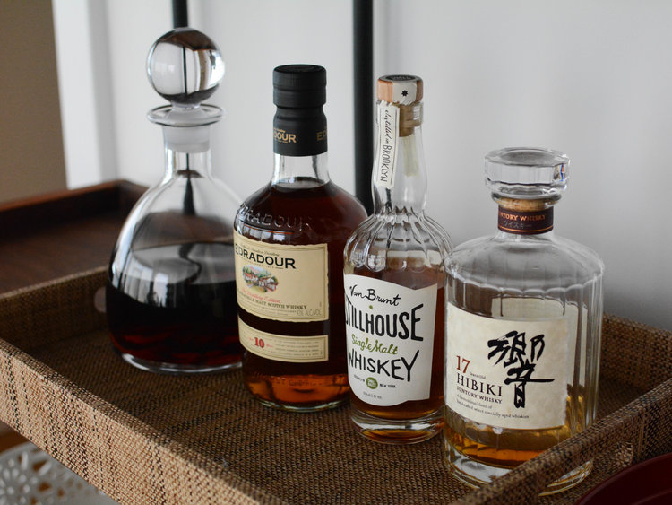 Stock Your Home Bar - Part 2 — skyline blossoms