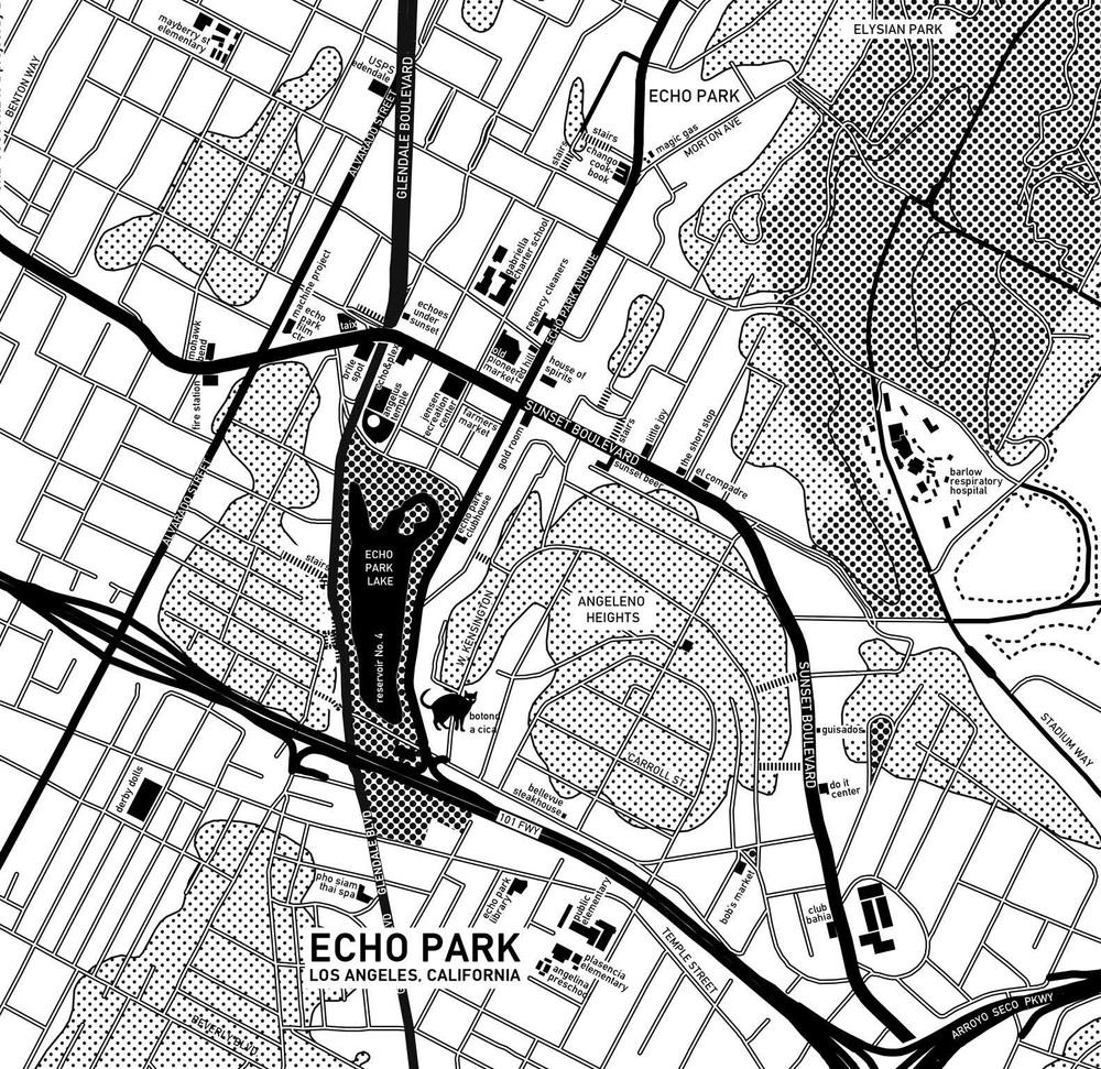 Echo Park, Los Angeles-CA