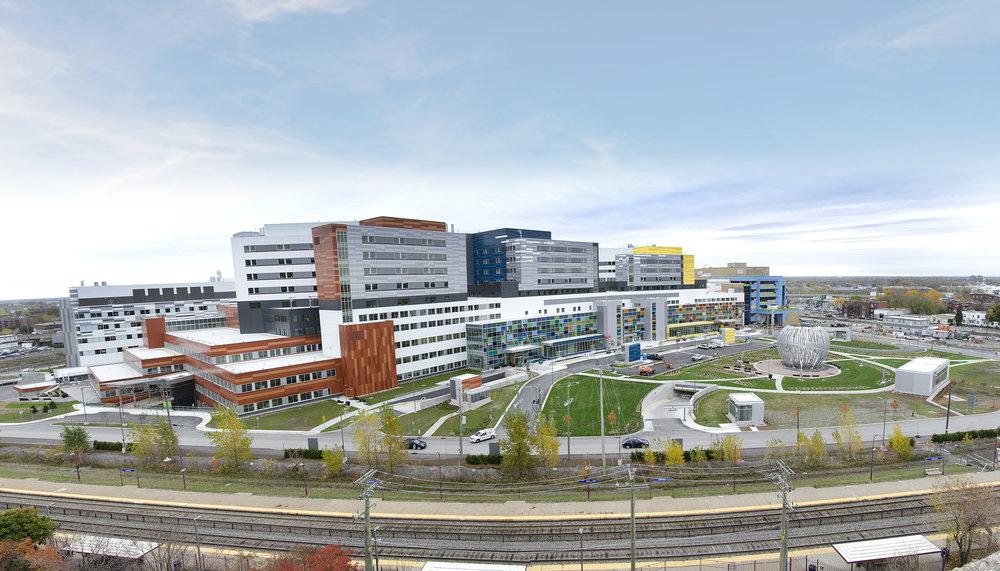 Centre universitaire de santé mcgill (CUSM)