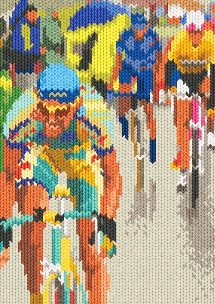 Akihiro Soma bike race