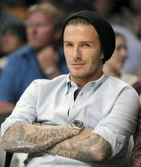 Beanie it like Beckham