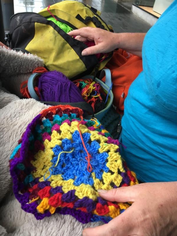 street style crochet