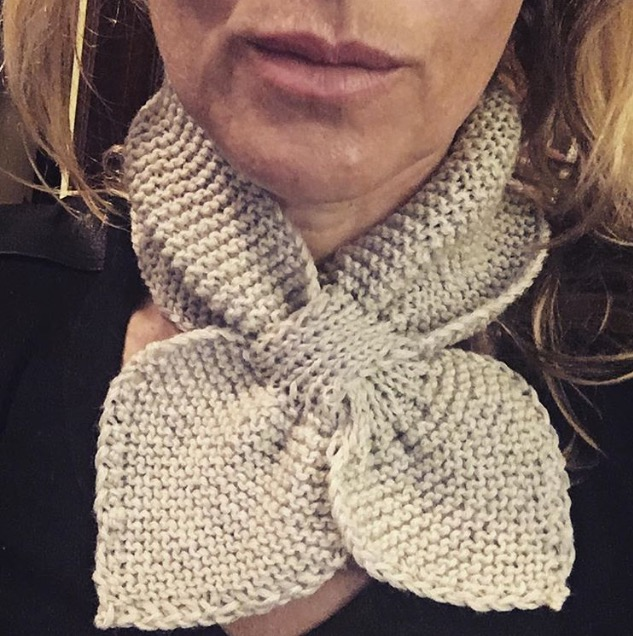 Custom Bow Scarf Order Here
