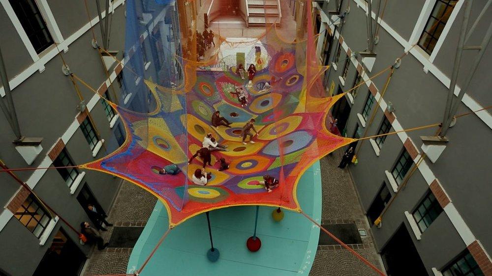 macrame playground