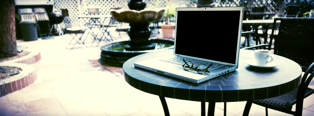 Business management laptop and coffeePhoto by FarukUlay/iStock / Getty Images