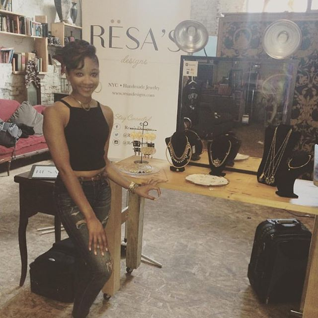 #TBT to 2015 at one of our first vending events ❤️ #resasdesigns