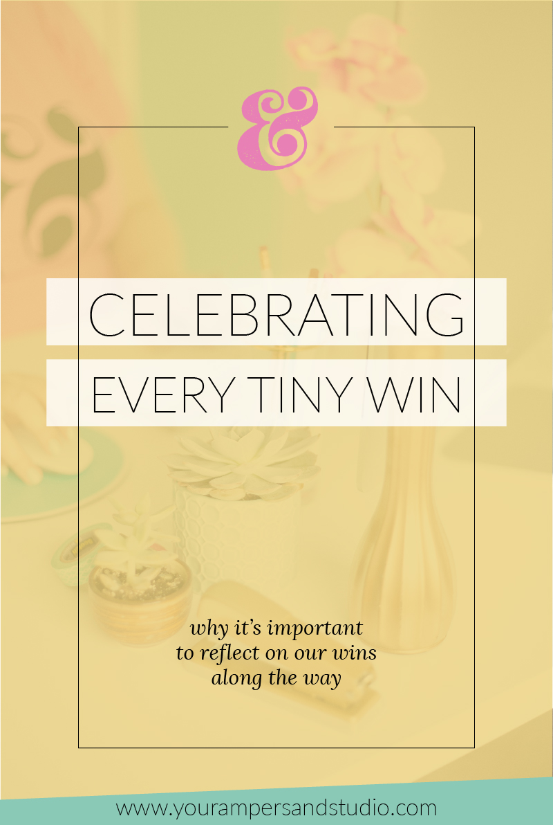 Celebrate Every Tiny Win as an Entrepreneur