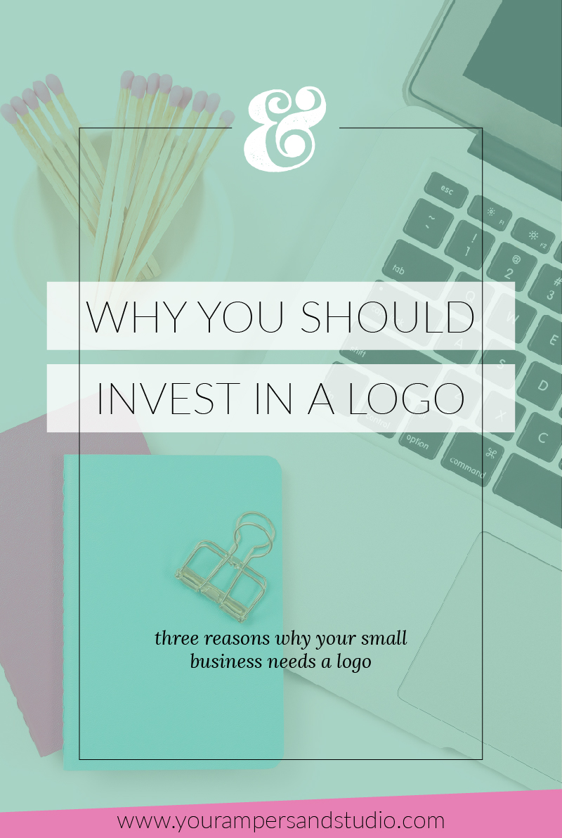 Why you should invest in a logo for your small business.