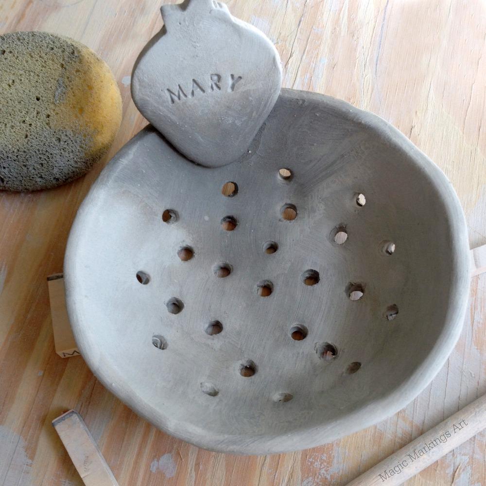 custom pottery colander.jpg