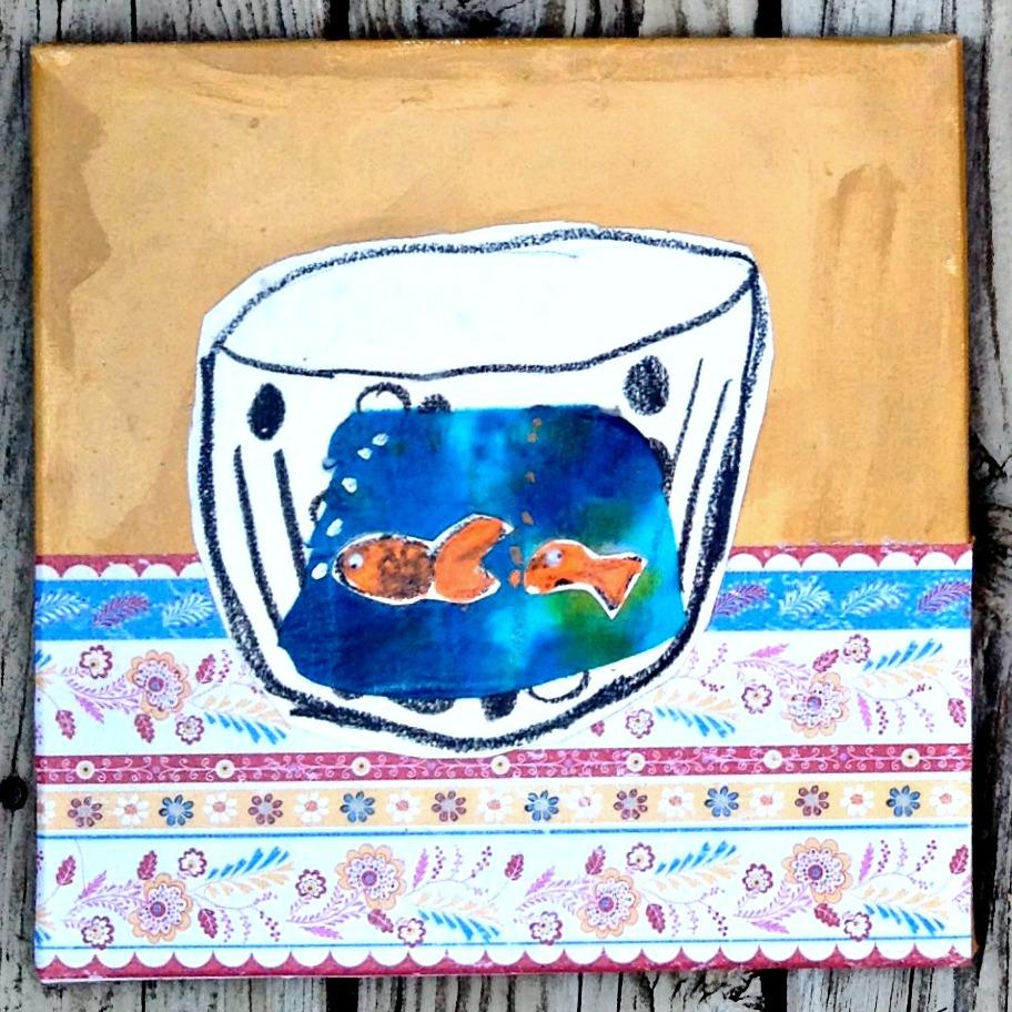 fish bowl collage painting.jpg