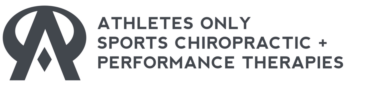 Athletes Only Sports Chiropractic + Performance Therapies