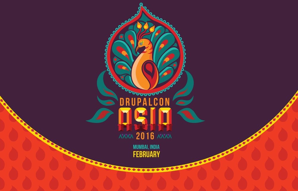 Click on the image to head over to the official DrupalCon Asia 2016 splash page