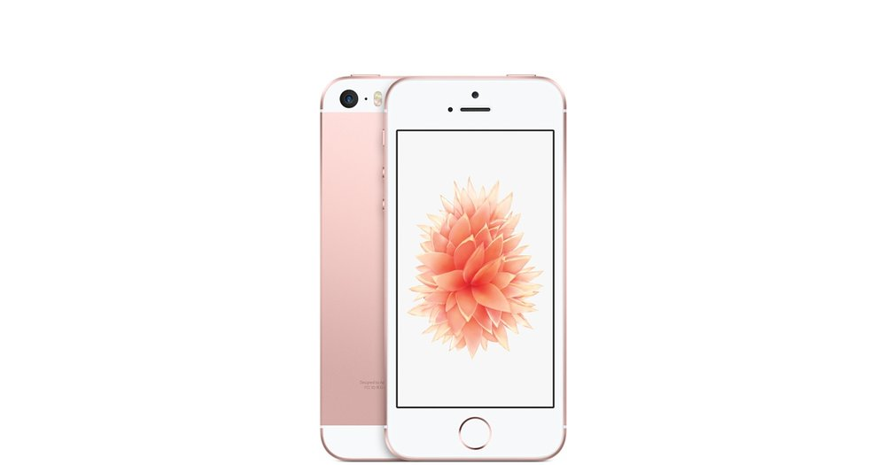 iPhone in Rose Gold 2016