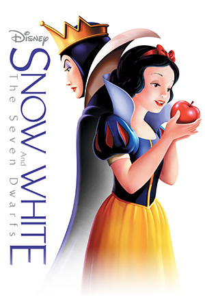Snow White and the Seven Dwarfs via  Disney