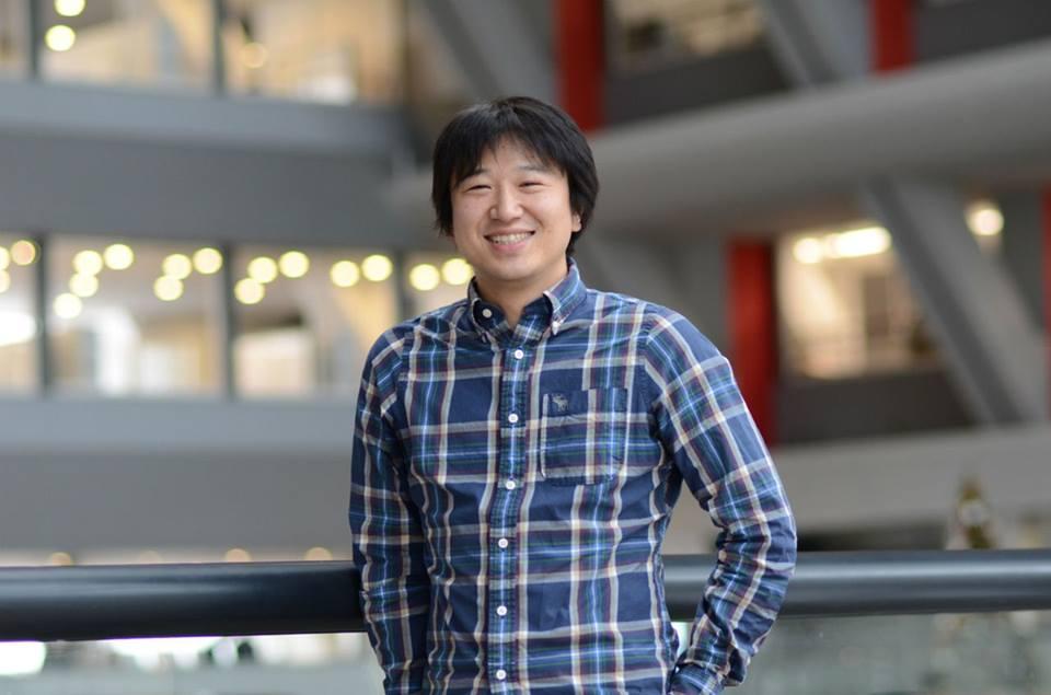 Emoji inventor Shigetaka Kurita