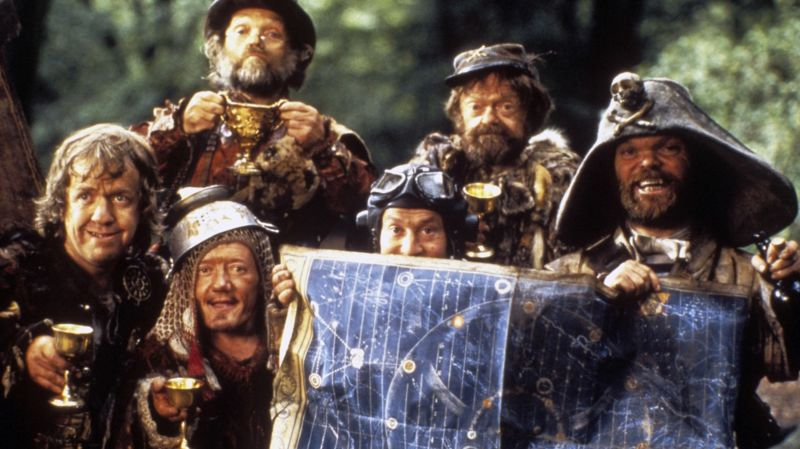 Image via Terry Gilliam's  Time Bandits