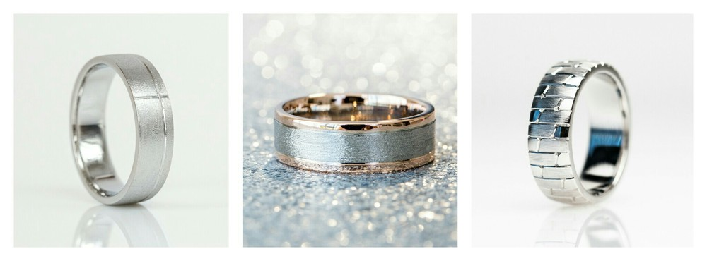 Questions to ask when choosing a mens wedding ring - Harlequin Jewellers Canberra