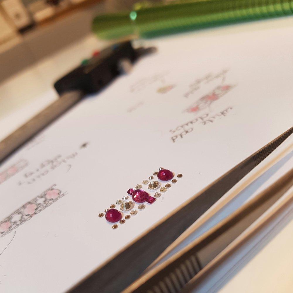 Designing Ann's ring