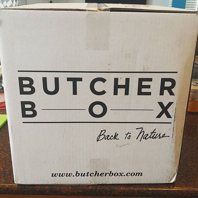 My favorite time of the month is when the #butcherbox comes! @butcher_box