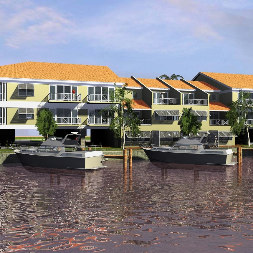 Proposed Condos in Coral Harbour