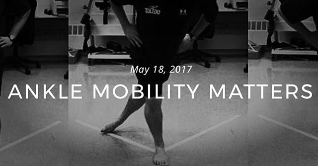 Ankle mobility matters! http://www.claremontphysio.net.au/new-blog/2017/6/7/ifd50gzb7dg8fw7zx1os6gptub5buc #ankle #clinic1 #physio #clinic1physio #sprain #mobilise #stretch #injury #Lifecare #lifecareclaremont #claremonttigers