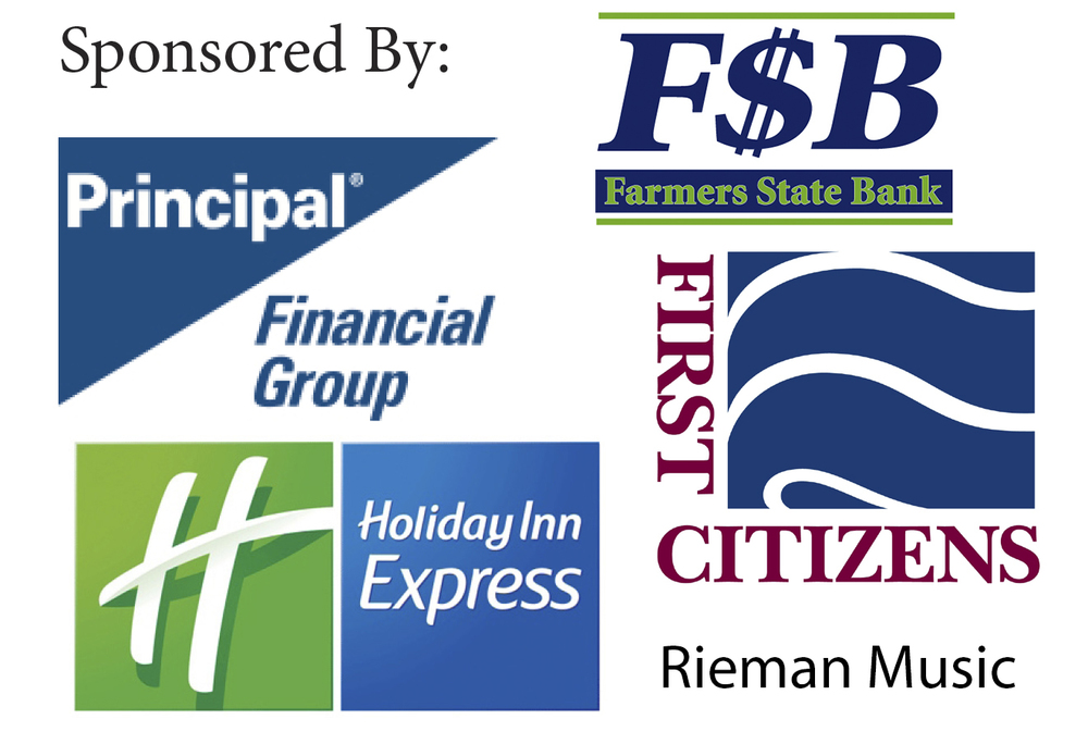Thank you to our 2015 sponsors!