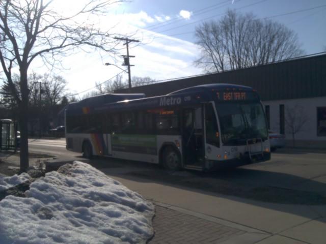 transit bus operator resume samples