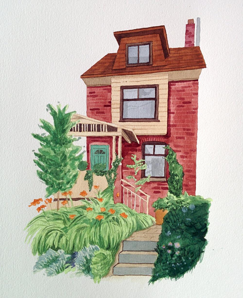 10 Duplex with Lilies.jpg