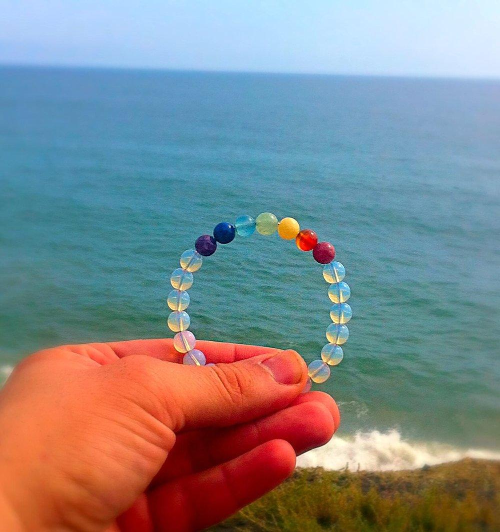 7 Chakra Healing Bracelets