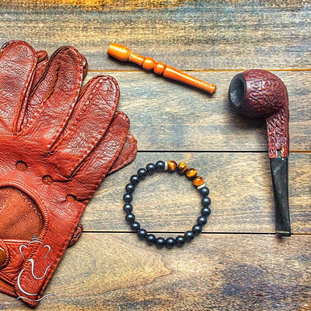 Beaded Mens Bracelets