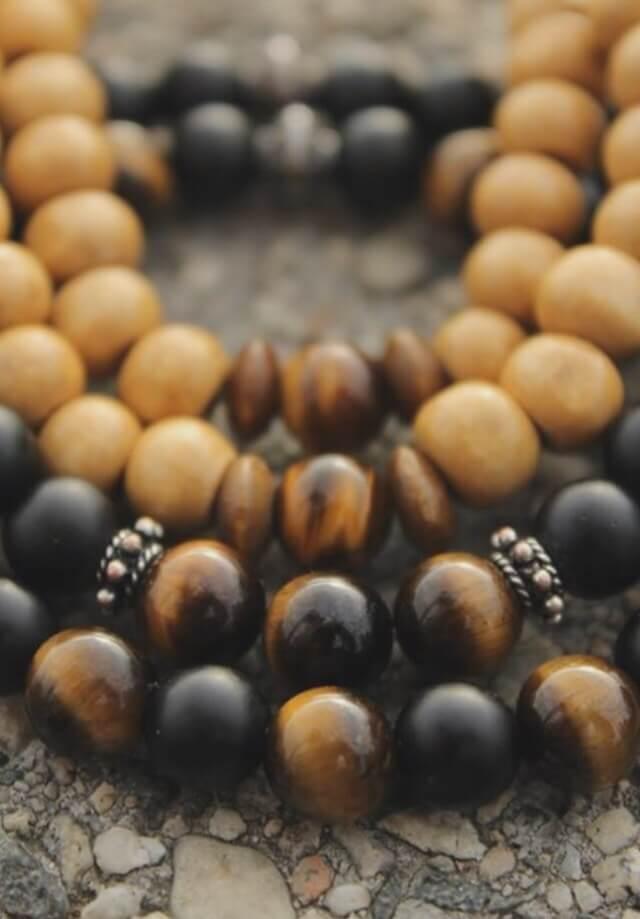 Energy Stone Bracelet