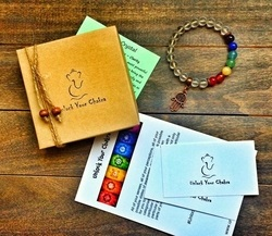 Unlock Your Chakra with 7 Chakra Healing Bracelet