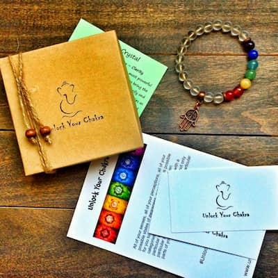 Unlock Your Chakra Bracelet Collection