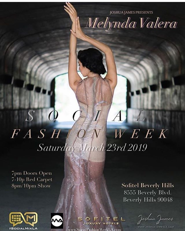 Ya girl is back. Showing in LAFW on Saturday, 03.23.2019 at both 8 and 10 pm at the Sofitel Hotel in Beverly Hills.
