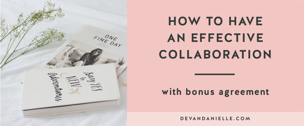How To Have an Effective Collaboration