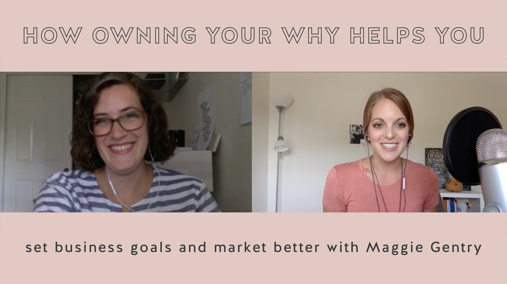 Creative Brand Chat with Maggie Gentry