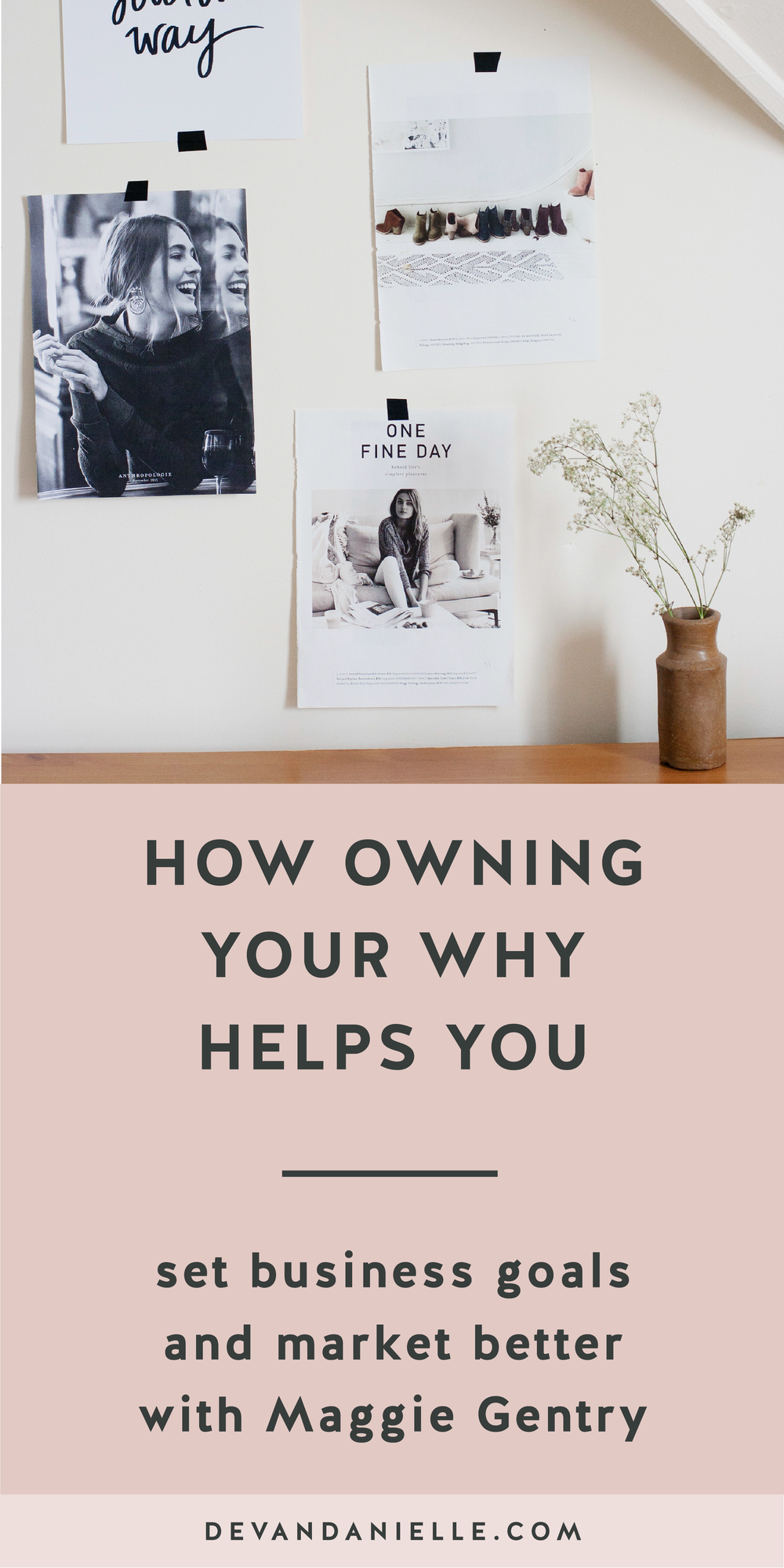 How Owning Your Why Helps You Set Business Goals and Market Better