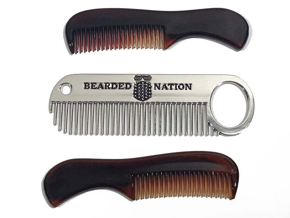 Bearded Nation Combs