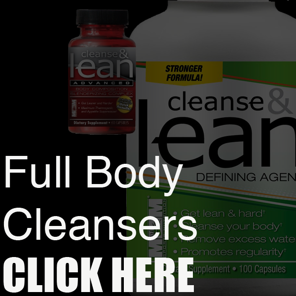 FULL BODY CLEANSERS