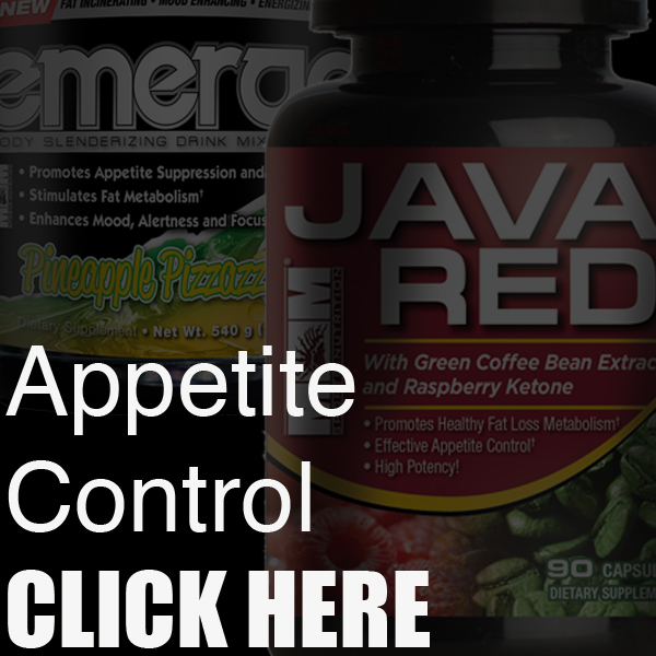 APPETITE CONTROL PRODUCTS