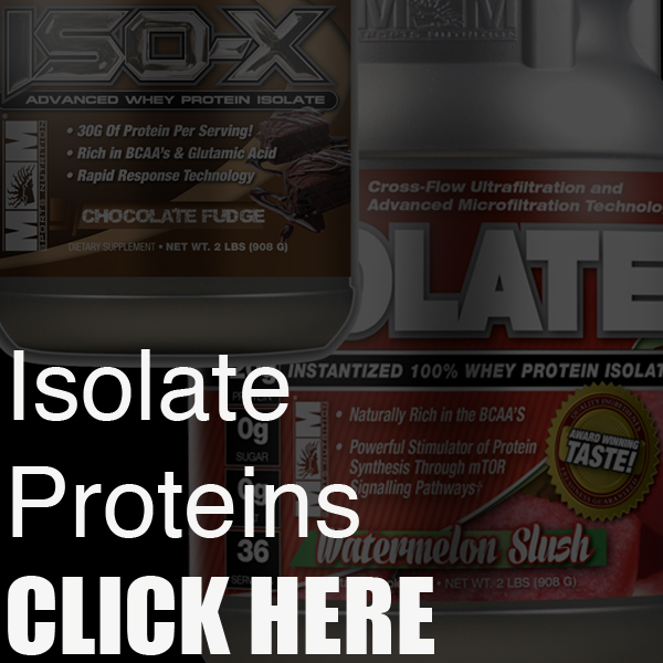 ISOLATE PROTEINS