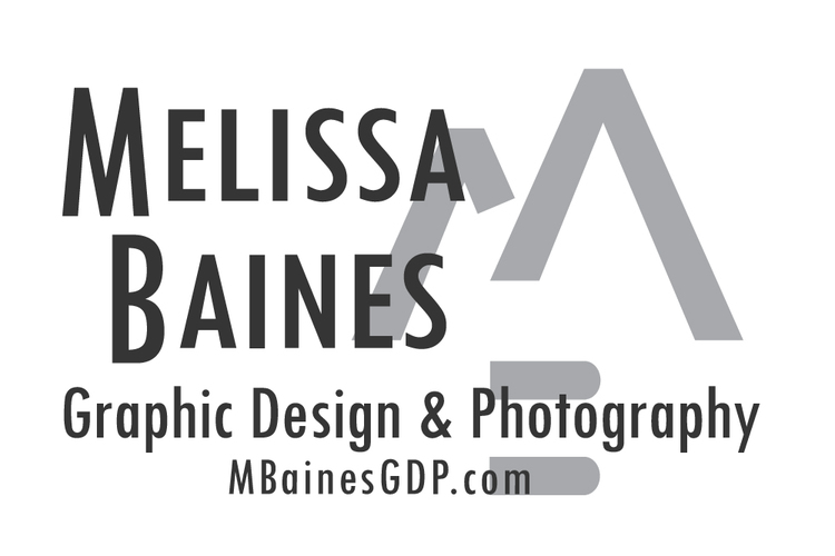 Melissa Baines Graphic Design and Photography