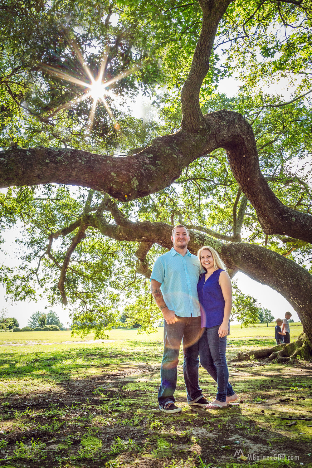 Mobile Alabama Family Portraits
